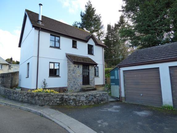 Thumbnail Detached house for sale in Broadhempston, Totnes, Devon