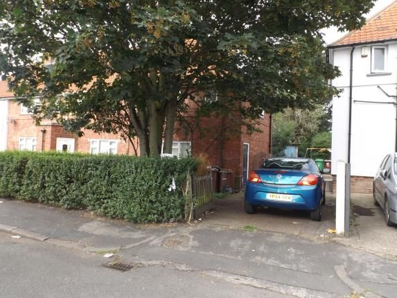 Front of Aston Avenue, Beeston, Nottingham, Nottinghamshire NG9