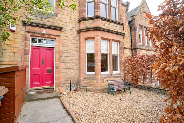 Thumbnail Terraced house to rent in Coltbridge Terrace, Murrayfield, Edinburgh