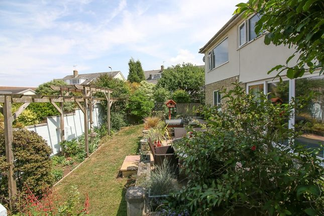 Thumbnail Detached house for sale in Woodside Gardens, Portishead, Bristol