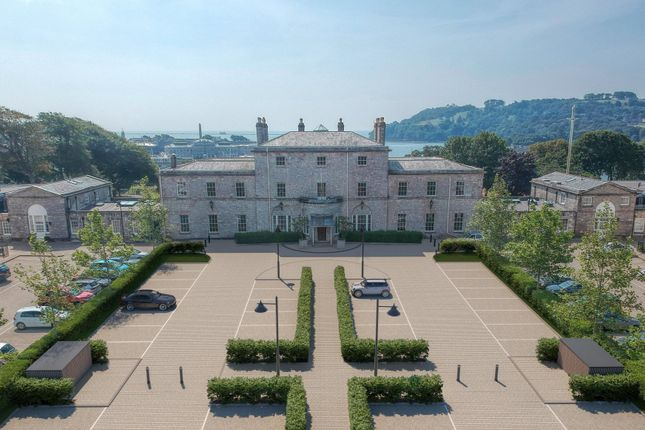 Thumbnail Flat for sale in Boscawen, Admiralty House, Plymouth