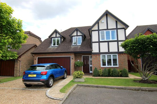 Thumbnail Detached house for sale in Portland Drive, Clay Hill, Enfield