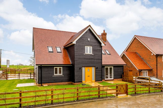 Thumbnail Detached house for sale in Woodhill Lane, Long Sutton, Hook