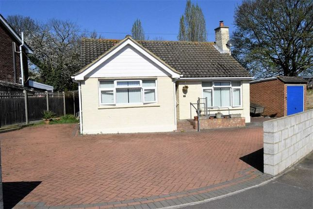 Thumbnail Bungalow for sale in Rowland Close, Gillingham