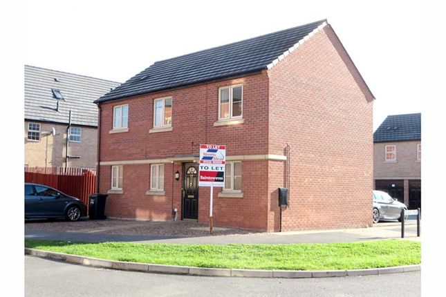 Thumbnail Maisonette to rent in Shaftesbury Crescent, Derby