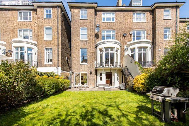 Thumbnail Semi-detached house for sale in Belsize Park, Belsize Park