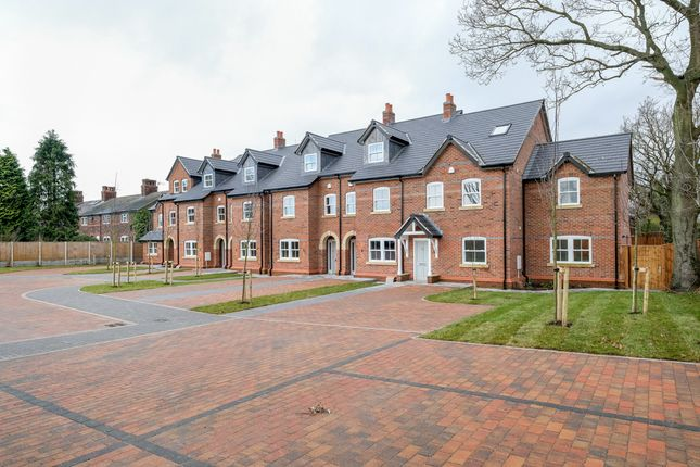 Thumbnail Semi-detached house for sale in Cedarfield Road, Lymm