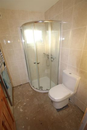 Shower Room of Anthony's Bank, Humberston Fitties, Humberston, Grimsby DN36