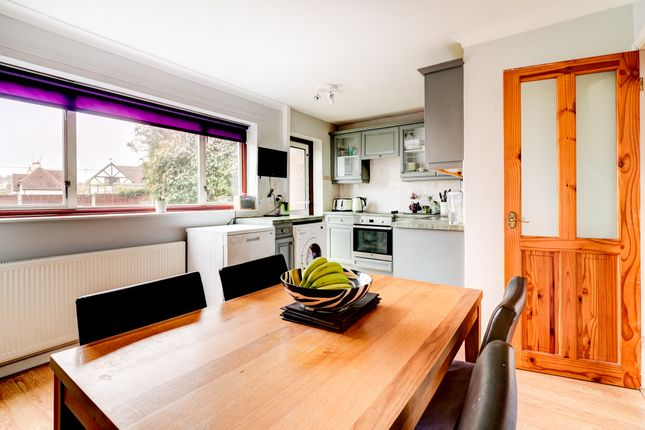 Thumbnail Detached house for sale in Nursery Close, Frimley Green, Camberley