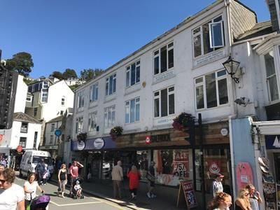 Office to let in Lisandra House, Fore Street, Looe, Cornwall