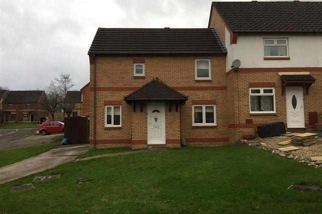 Thumbnail Property to rent in St Nons Close, Brackla, Bridgend