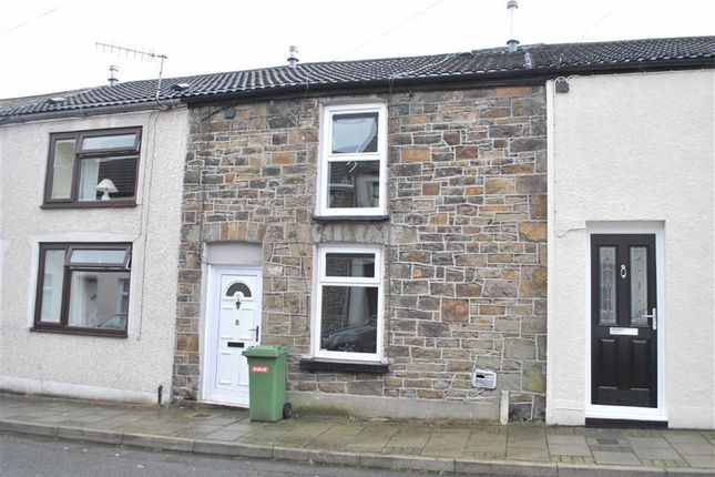 Thumbnail Terraced house to rent in Davis Street, Aberdare, Rhondda Cynon Taff