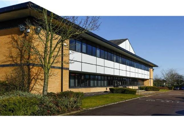 Thumbnail Office for sale in 1 Triangle Business Park, Quilters Way, Aylesbury, Buckinghamshire