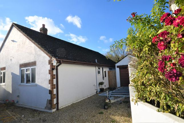 Thumbnail Detached bungalow for sale in Jacobs Ladder, Child Okeford, Blandford Forum