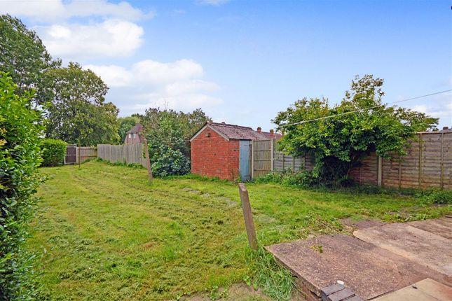 Rear Garden of Three Spires Avenue, Coventry CV6