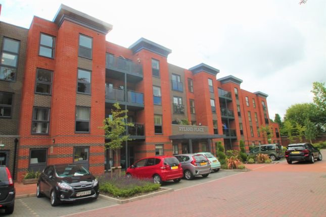 Thumbnail Flat for sale in Ryland Place, 27 Norfolk Road, Birmingham