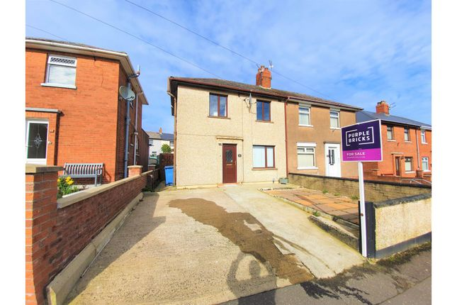 Thumbnail Semi-detached house for sale in Grays Lane, Belfast