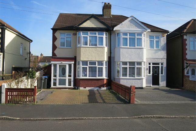 Thumbnail Semi-detached house for sale in Nursery Gardens, Enfield, Greater London