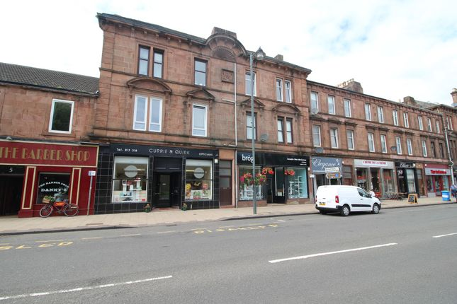 Thumbnail Studio for sale in 9 Main Street, Uddingston, Glasgow