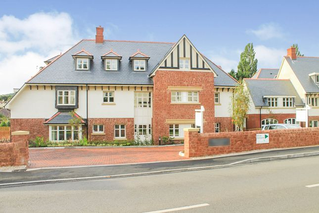 Thumbnail Flat for sale in The Parks, Minehead