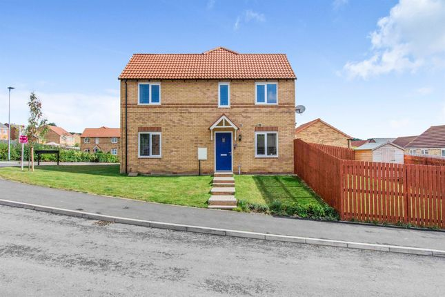 Thumbnail Semi-detached house for sale in West Moor Croft, Goldthorpe, Rotherham