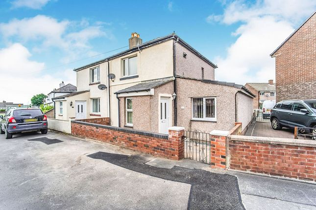 Thumbnail Semi-detached house for sale in Highmoor, Wigton, Cumbria