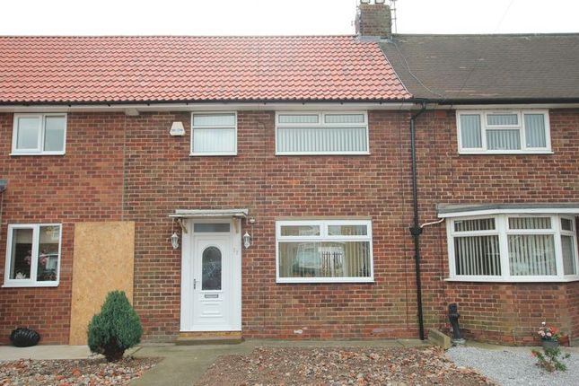 Thumbnail Terraced house to rent in Mirfield Grove, Hull