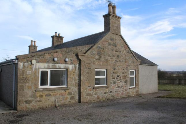 Thumbnail Bungalow to rent in Cairnbrogie Cottage, Oldmeldrum