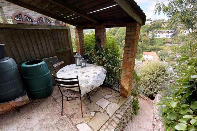 Top Terrace of Mount Pleasant Road, Brixham, Devon TQ5
