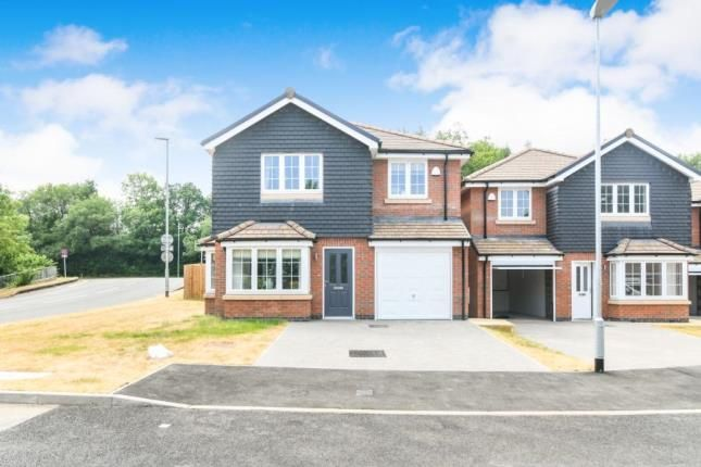 Thumbnail Detached house for sale in The Copse, South Woodrow, Redditch