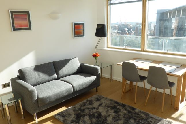 Thumbnail Flat to rent in Wellington Street, Leeds