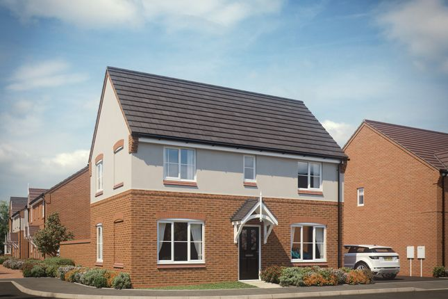 Thumbnail Detached house for sale in Lichfield Road, Rushall