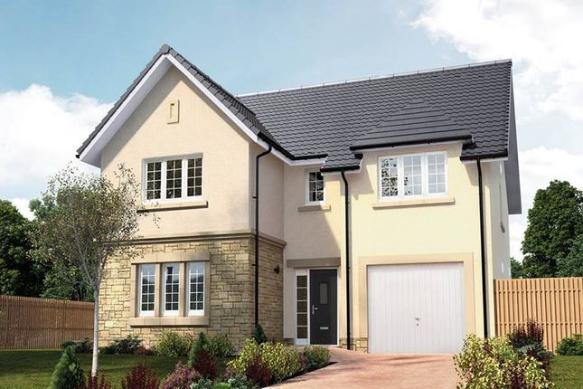 "Thumbnail Detached house for sale in ""The Colville"" at Lethame Road, Strathaven"