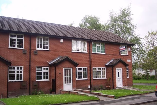 Thumbnail Flat for sale in Green Court, Adswood Lane West, Stockport, Cheshire