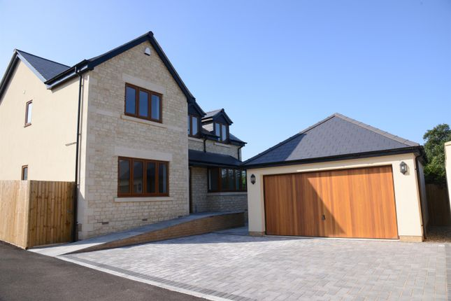 Thumbnail Detached house for sale in Rear Of, 39 Court Farm Road, Longwell Green