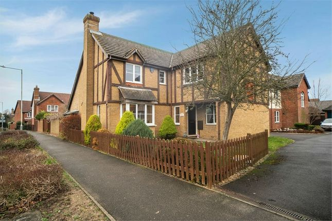 Thumbnail Detached house for sale in Bluebell Road, Kingsnorth, Ashford, Kent