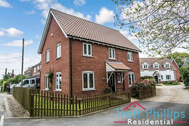 Thumbnail Detached house to rent in New Road, Catfield, Great Yarmouth