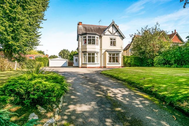 Thumbnail Detached house for sale in Moreton Road, Upton, Wirral