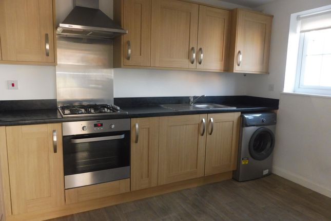 Thumbnail End terrace house to rent in Brock Close, Stockton-On-Tees