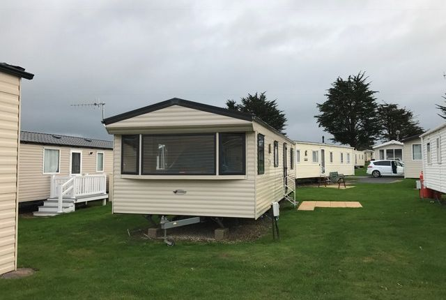 Mobile/park home for sale in Preston Road, Weymouth