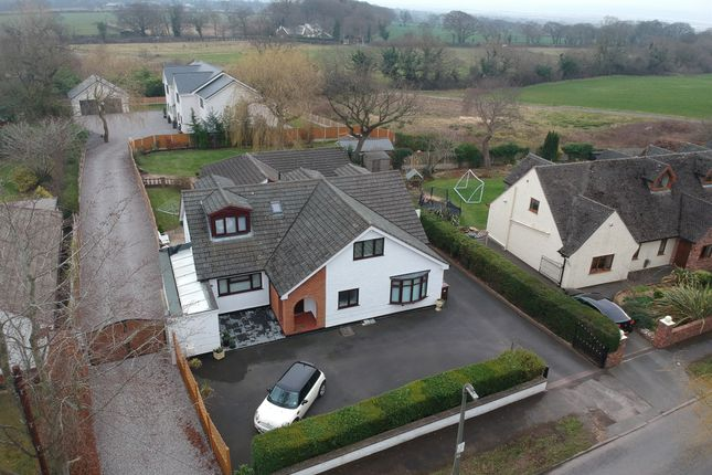 Thumbnail Detached house for sale in Gayton Parkway, Heswall, Wirral