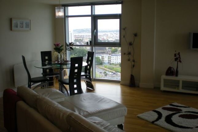 Thumbnail Flat to rent in Penthouse, Bute Terrace, Cardiff