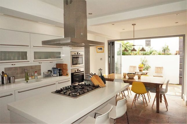 Thumbnail Terraced house for sale in Osborne Road, Brighton