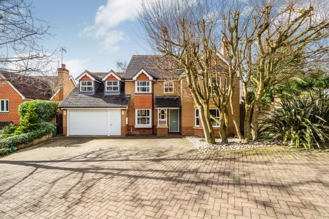Thumbnail Detached house for sale in Woodford, Green, Essex