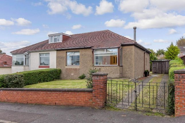 Thumbnail Semi-detached bungalow for sale in Muirpark Drive, Bishopbriggs