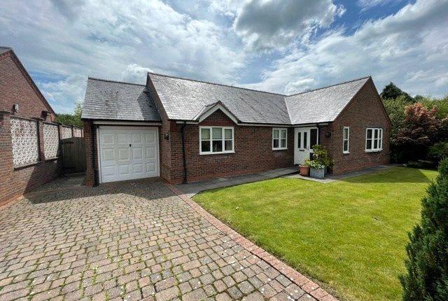 Thumbnail Bungalow for sale in Pontrobert, Meifod, Powys