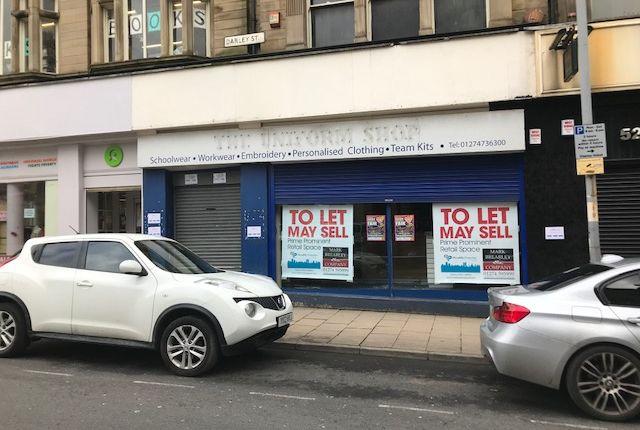 Thumbnail Retail premises for sale in 54 Darley Street, Bradford