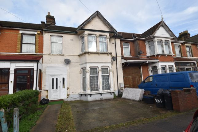 Thumbnail Terraced house for sale in Vernon Road, Seven Kings