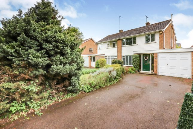 Thumbnail Semi-detached house for sale in Station Road, Hagley, Stourbridge