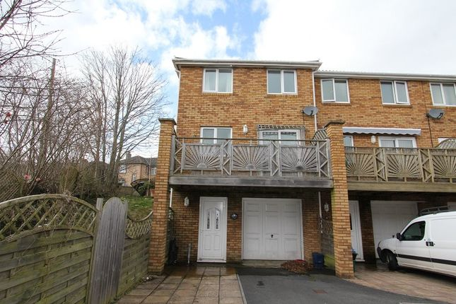Thumbnail End terrace house for sale in Voisey Close, Chudleigh Knighton, Chudleigh, Newton Abbot